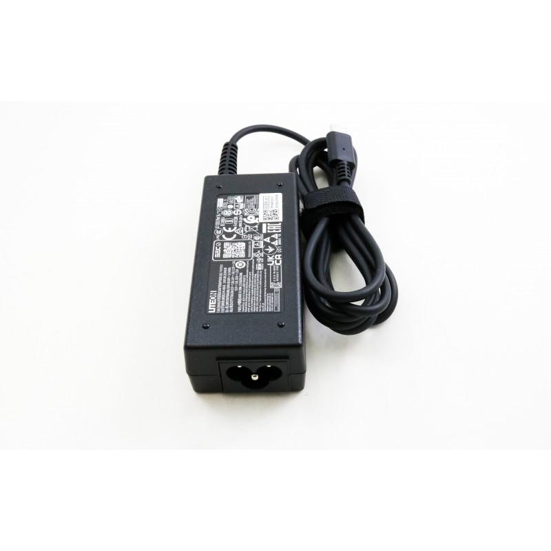 Acer Liteon PA-1450-50 originalus USB Type C USB-C įkroviklis 45w