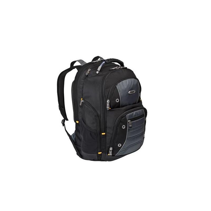 """Targus Drifter Fits up to size 15.6 """", Black/Grey, Backpack, Shoulder strap"""