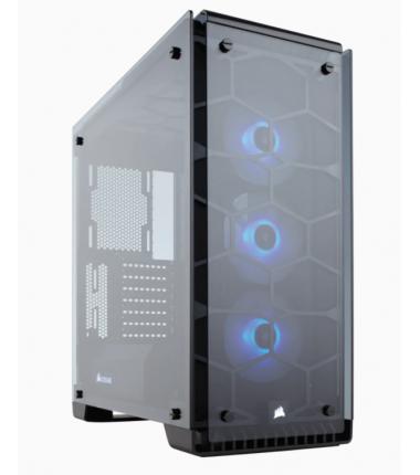 Corsair RGB Computer Case 570X Side window, Mid-Tower