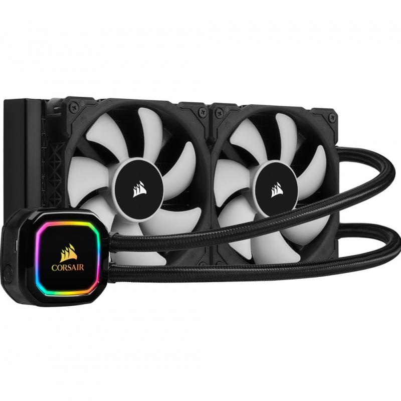 Corsair Liquid CPU Cooler iCUE H100i RGB PRO XT Universal