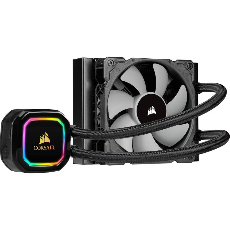 Corsair Liquid CPU Cooler iCUE H60i RGB PRO XT Universal
