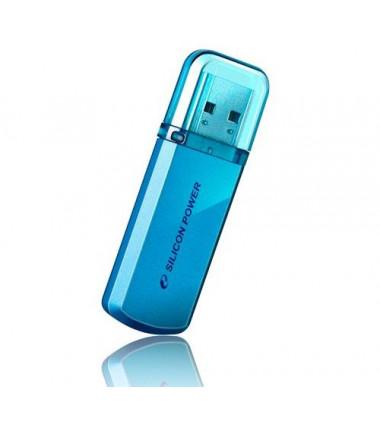 Silicon Power Helios 101 8 GB, USB 2.0, Blue