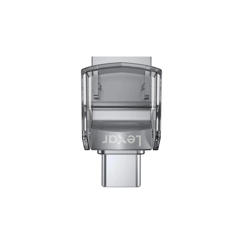 Lexar Flash Drive JumpDrive D35c 128 GB, USB 3.0, Silver
