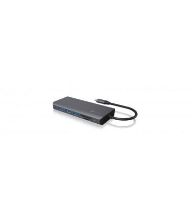 Raidsonic USB Type-C Notebook DockingStation IB-DK4070-CPD