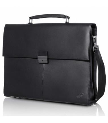 "Lenovo ThinkPad Executive Fits up to size 14.1 "", Black, Shoulder strap, Messenger - Briefcase"