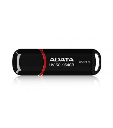 ADATA UV150 64 GB, USB 3.0, Black