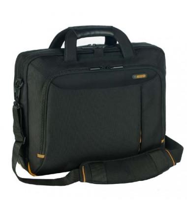 "Dell Targus Meridian II Toploading 460-11499 Fits up to size 15.6 "", Black, Waterproof, Shoulder strap, Messenger - Briefcase"