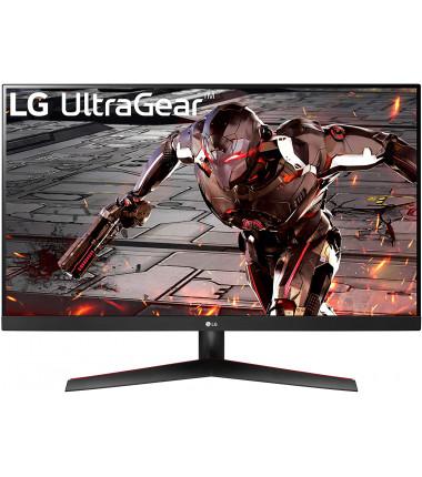 "LG Gaming Monitor 32GN600-B 31.5 "", VA, QHD, 2560 x 1440 pixels, 16:9, 1-5 ms, 350 cd/m², Black, HDMI ports quantity 2"