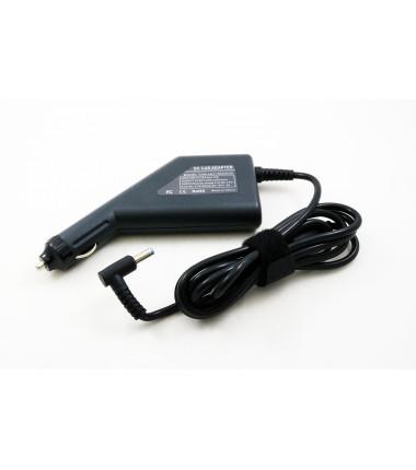 Hp 19.5v 4.62a 4.5*3.0 (su adata) automobilinis įkroviklis 90w + usb fast charger