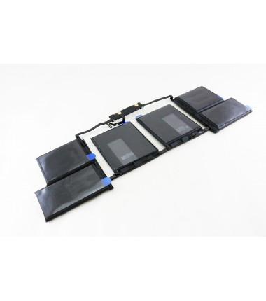 Apple A1820 macbook pro A1707 HQ 76wh baterija