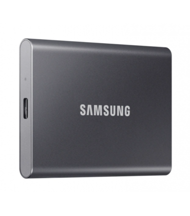 Samsung MU-PC1T0T/WW Portable SSD T7 USB 3.2 1TB Silver