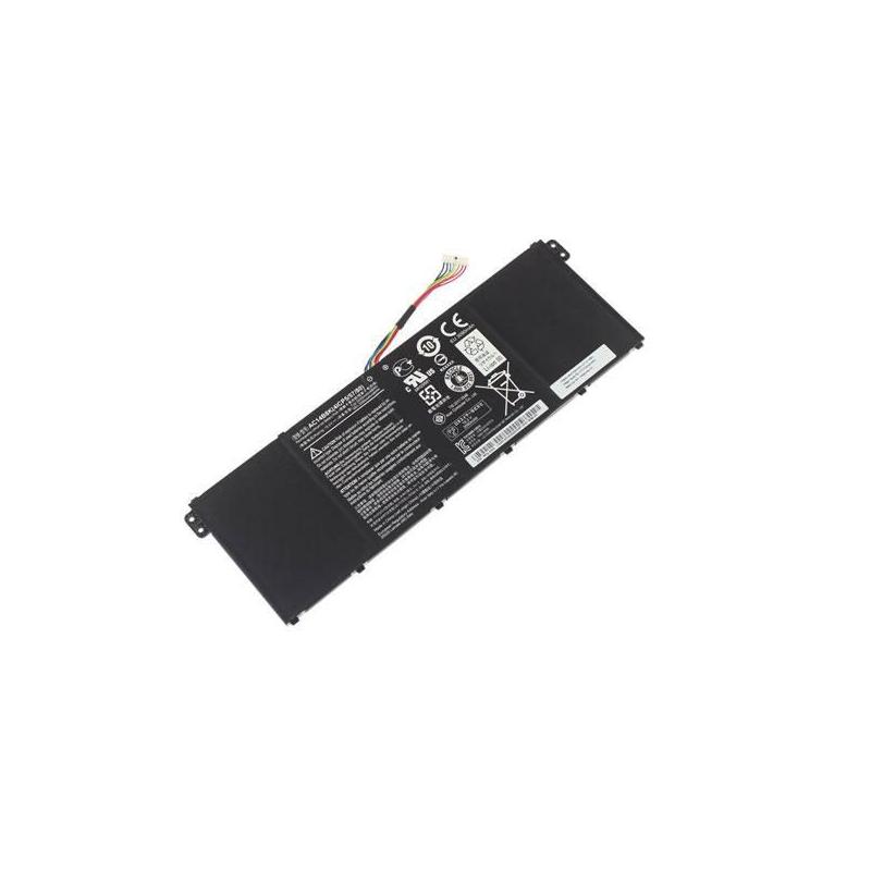 Acer AC14B8K KT.0040G.004 Chromebook CB3-111 C810 C910 3220 CP 4 celių 2200mAh baterija