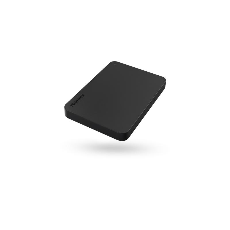 "Toshiba Canvio Basics HDTB420EK3AA 2000 GB, 2.5 "", USB 3.0, Black"