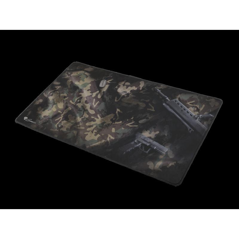 GENESIS Carbon 500 Mouse Pad, MAXI CAMO 900x450mm, Multicolor