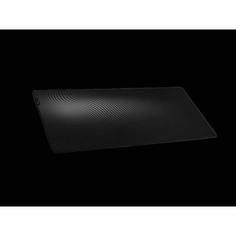 Genesis Carbon 500 Ultra Wave Mouse pad, 450 x 1100 x 2.5 mm, Black