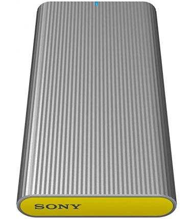 Sony Tough SL-M1 High Performance External SSD  1TB, up to 1000MB/s, USB 3.1