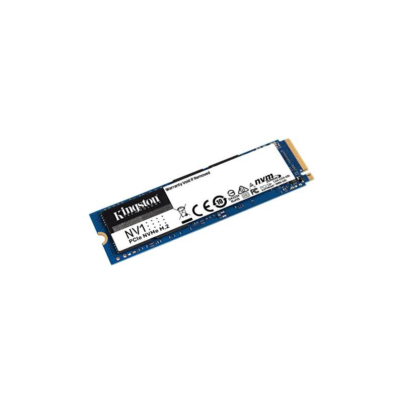 Kingston NV1  2000 GB, SSD interface M.2 NVME, Write speed 1700 MB/s, Read speed 2100 MB/s