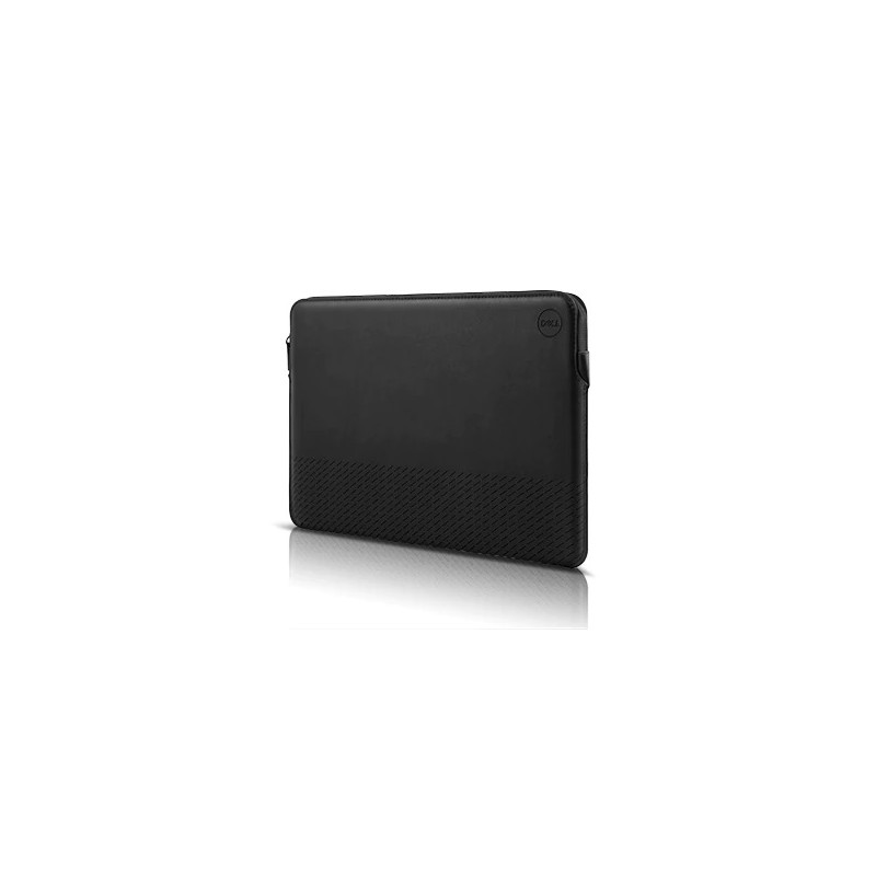 """Dell EcoLoop Leather Sleeve 15 PE1522VL Fits up to size 15 """", Black, Notebook sleeve"""