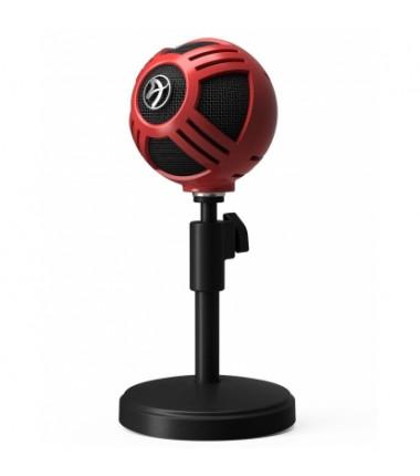 Arozzi Sfera Microphone - Red Arozzi