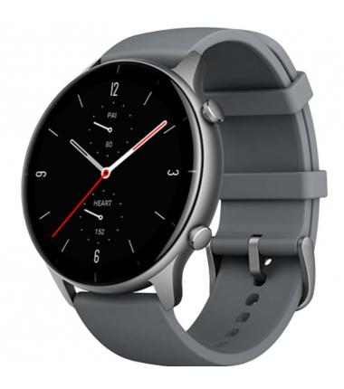 Amazfit GTR 2e Smart watch, GPS (satellite), AMOLED Display, Touchscreen, Heart rate monitor, Activity monitoring 24/7, Waterpro