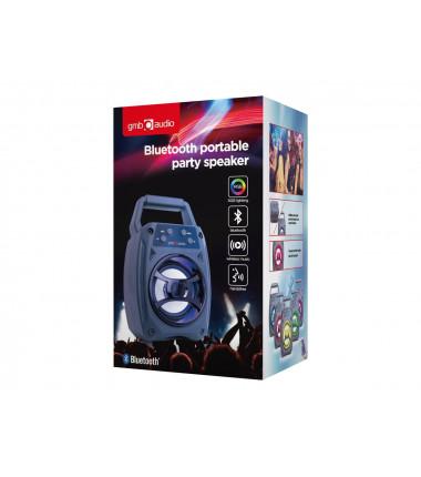 GEMBIRD Bluetooth portable party speaker nešiojama garso kolonėle