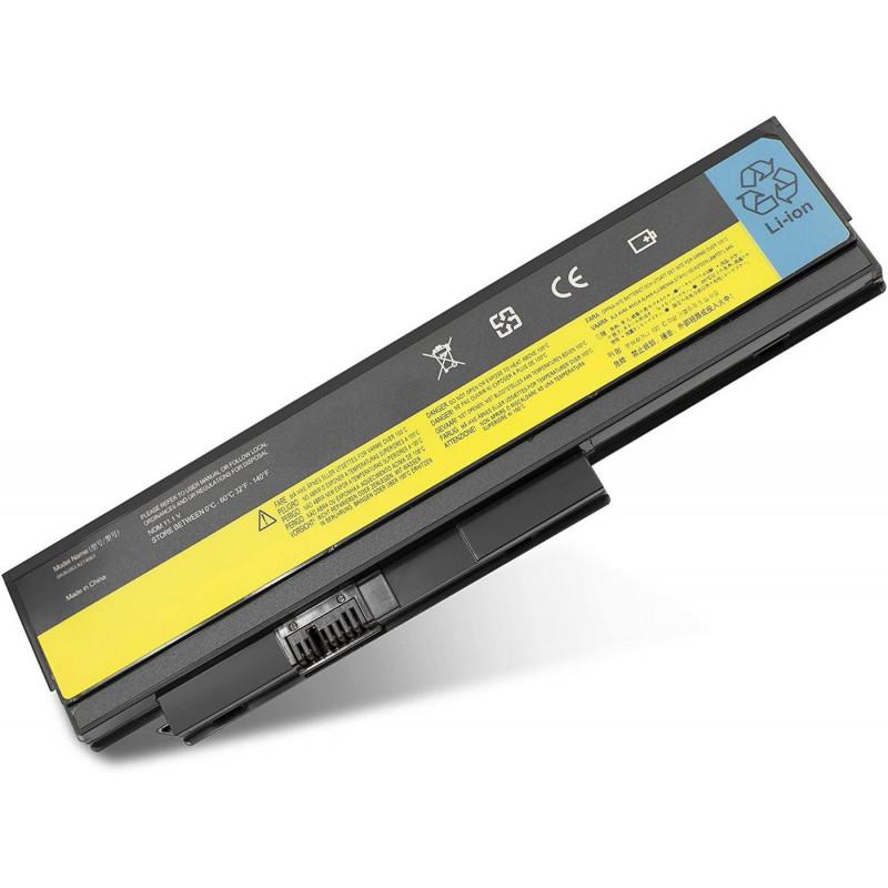 Kompiuterio baterija Lenovo 0A36282  42T4861 42T4863 42T4865 CP 6 celių 4400mah