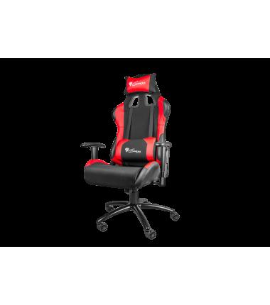 Genesis Gaming chair Nitro 550, NFG-0784, Black- red