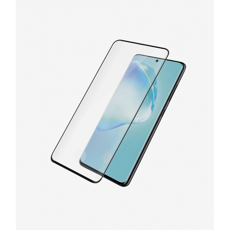 PanzerGlass Samsung, Galaxy S20, Glass, Black, Case Friendly