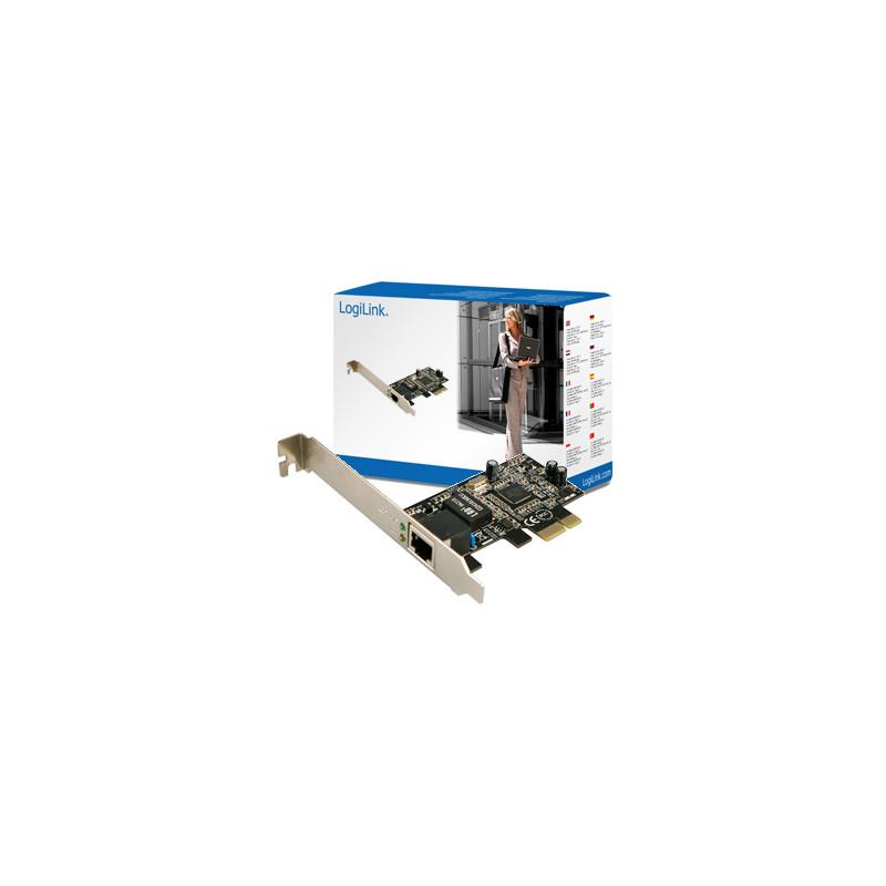 Logilink Gigabit PCI Express network card PCI-E