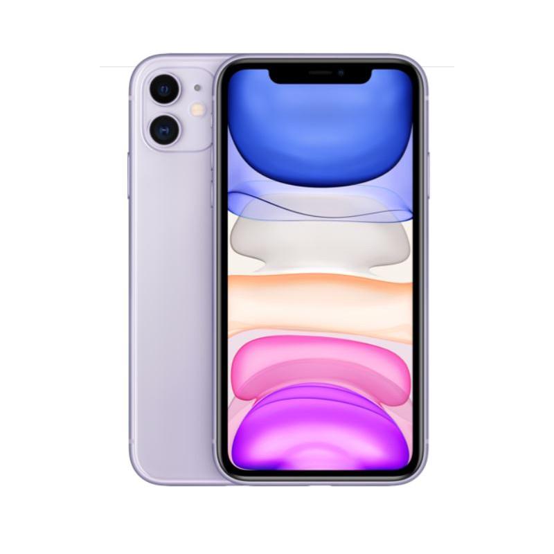 "Apple iPhone 11 Purple, 6.1 "", IPS LCD, 828 x 1792 pixels, Hexa-core, Internal RAM 4 GB, 128 GB, Single SIM, Nano-SIM and eSIM,"