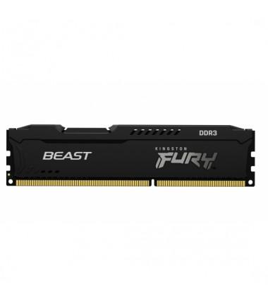 Kingston Fury Beast 4 GB, DDR3, 1600 MHz, PC/server, Registered No, ECC No