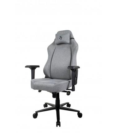 Arozzi Gaming Chair Primo Woven Fabric Grey/Black logo