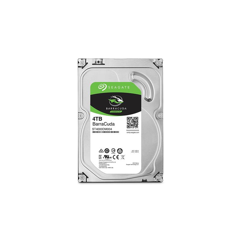 Seagate ST4000DM004 5400 RPM, 4000 GB
