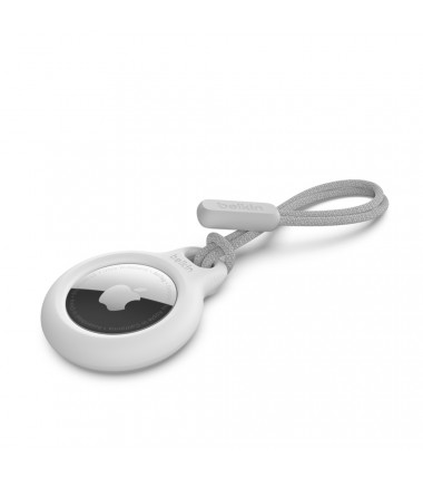 Belkin Secure Holder with Strap for AirTag White