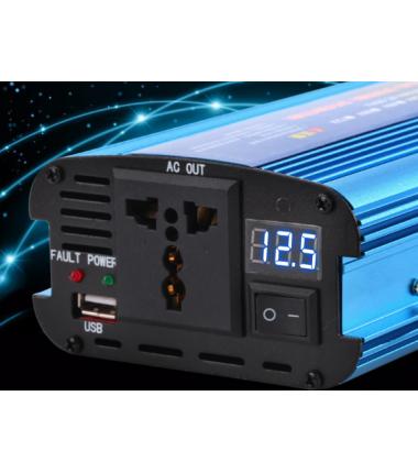 Įtampos keitiklis / Inverteris 24V 1200w
