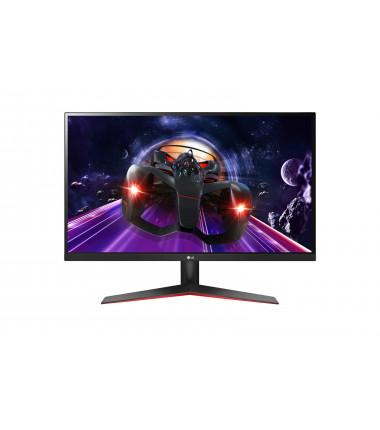 "LG 24MP60G-B 24 "", IPS, FHD, 1920 x 1080, 16 : 9, 1 ms, 200 cd/m², Black, HDMI ports quantity 1"