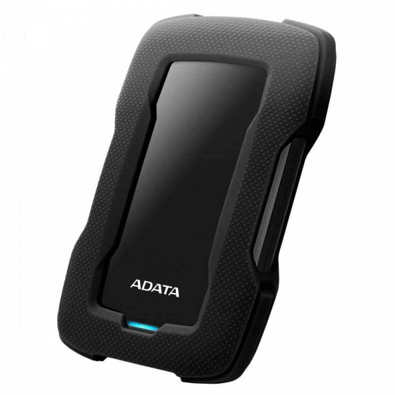 """ADATA HD330 2000 GB, 2.5 """", USB 3.1, Black"""