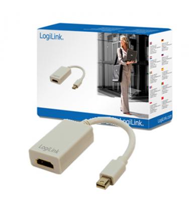 LOGILINK CV0036A LOGILINK - Adapter Mini DisplayPort to HDMI with audio