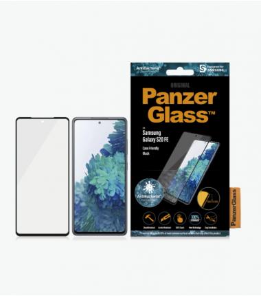 PanzerGlass Samsung, Galaxy S20 FE CF, Glass, Black, Clear Screen Protector