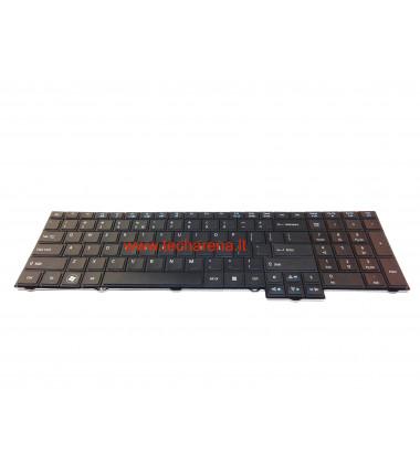 Acer TravelMate 5760 5760G 5760Z 5760ZG 6595TG US klaviatūra
