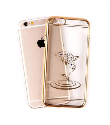 Dėklas delfinas iPhone 6