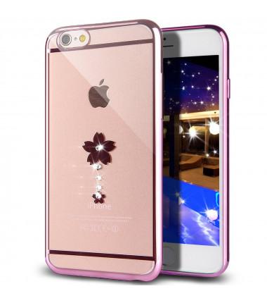 Dėklas gėlytė iPhone 6