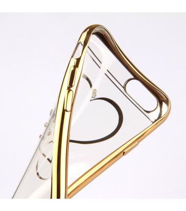 Dėklas širdelė iPhone 6s Plus