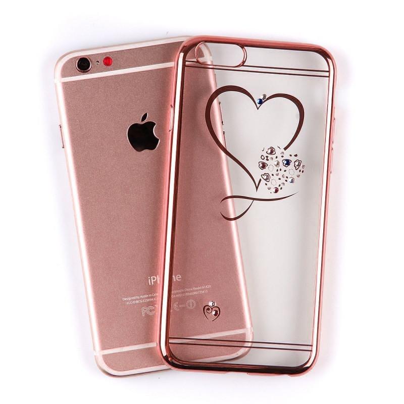 Dėklas širdelė iPhone 6