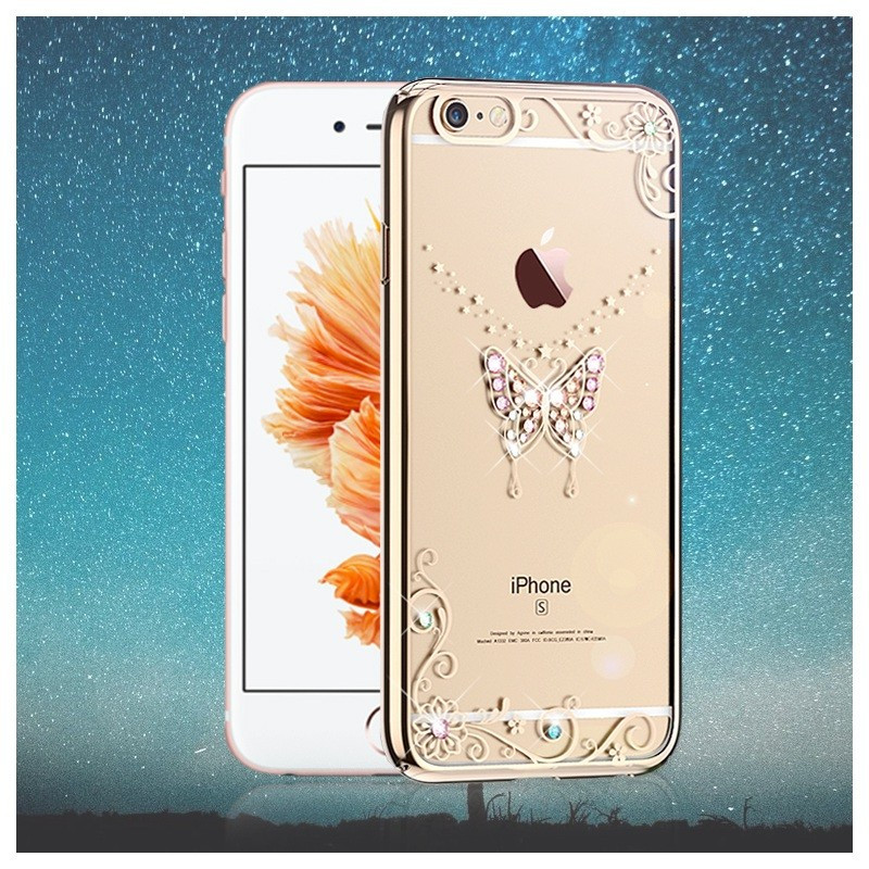 Dėklas drugelis iPhone 6s Plus