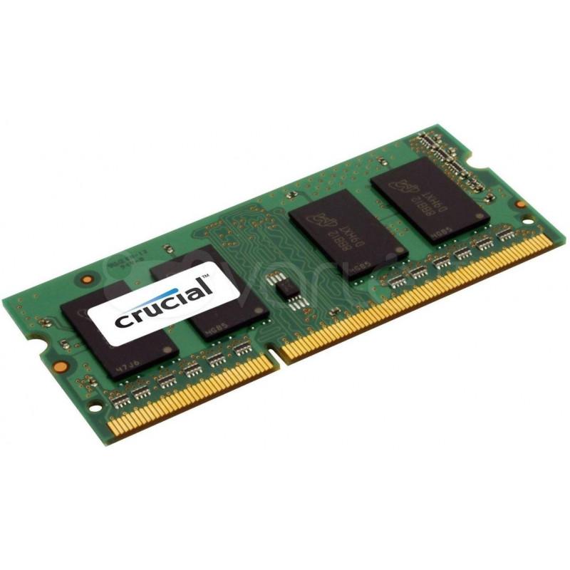 Crucial DDR3 SODIMM 4GB/1600 CL11