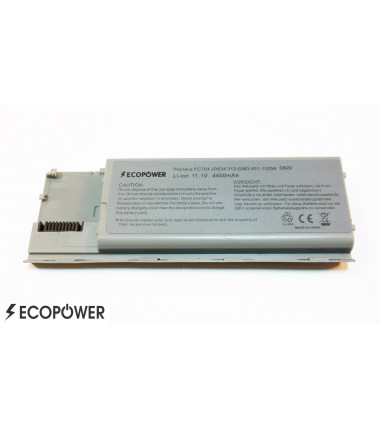 Dell PC764 Latitude D620 D630 Precision M2300 EcoPower 6 celių 4400mah baterija