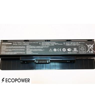 Asus A32-N56 N46 N56 N76 EcoPower 6 celių 4400mah baterija