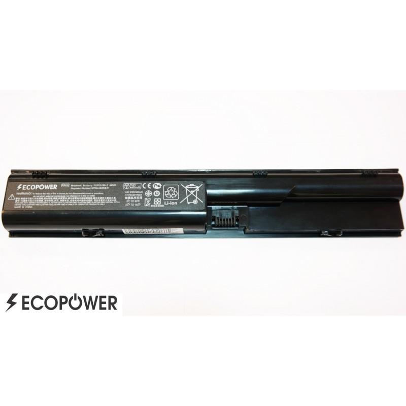 Hp PR06 633805-001 4530s 4540s 4730s 6470b EcoPower 6 celių 4400mah baterija
