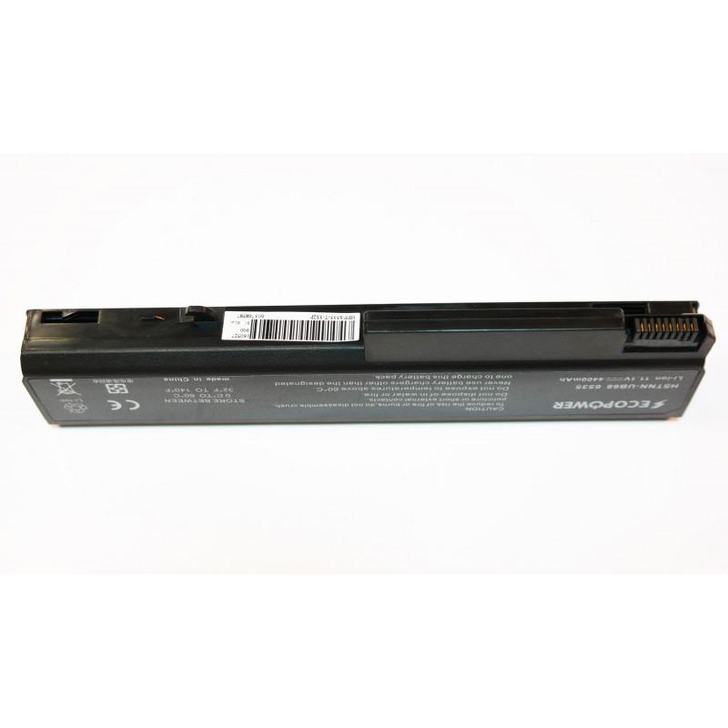 Hp TD06 6535b EcoPower 6 celių 4400mah baterija